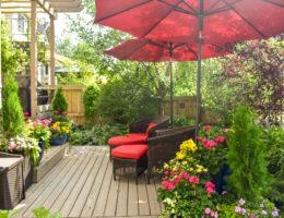 Les couvertures adéquates pour un abri de jardin